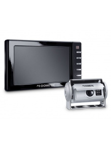 System cofania PerfectView RVS 580X CAM 80 NAV + Monitor 5` - Dometic